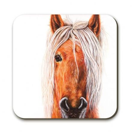 Dartmoor Pony Coaster